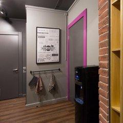 Хостел InDaHouse Кровать в женском общем номере