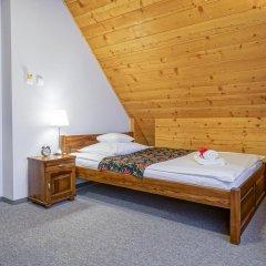 Отель Rezydencja Sienkiewiczówka 3* Стандартный номер с различными типами кроватей фото 3