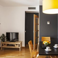 Апартаменты AinB Eixample-Entenza Apartments Апартаменты с различными типами кроватей фото 18