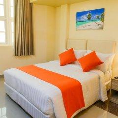 Отель Point Inn 3* Стандартный номер с различными типами кроватей фото 6