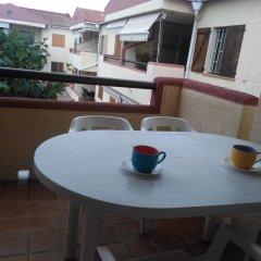 Отель Apartamentos Aigua Oliva балкон