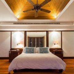 Отель Trisara Villas & Residences Phuket 5* Стандартный номер с различными типами кроватей фото 34