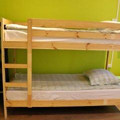 Хостел ULA Стандартный семейный номер с двуспальной кроватью фото 2