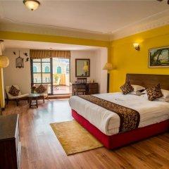 Отель Kathmandu Guest House by KGH Group Непал, Катманду - 1 отзыв об отеле, цены и фото номеров - забронировать отель Kathmandu Guest House by KGH Group онлайн комната для гостей фото 5
