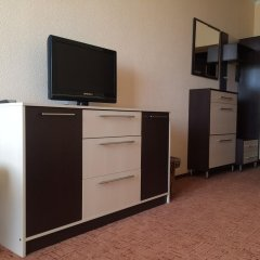 Гостиница Гостинично-оздоровительный комплекс Живая вода 4* Стандартный номер разные типы кроватей