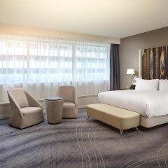 DoubleTree by Hilton Hotel Wroclaw 5* Стандартный номер с двуспальной кроватью фото 6