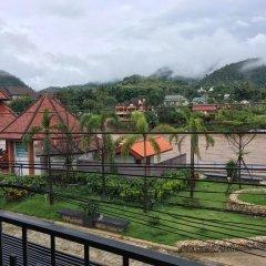 Отель Saranya River House 2* Люкс с различными типами кроватей