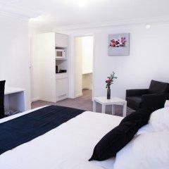 Отель Hôtel Satellite Стандартный номер с различными типами кроватей фото 4