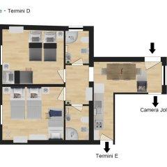 Отель Flatinrome - Termini Италия, Рим - отзывы, цены и фото номеров - забронировать отель Flatinrome - Termini онлайн интерьер отеля