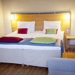 Original Sokos Hotel Helsinki 3* Улучшенный номер с двуспальной кроватью фото 7
