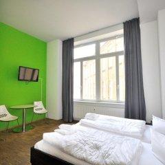 Five Elements Hostel Leipzig Стандартный номер с различными типами кроватей фото 4