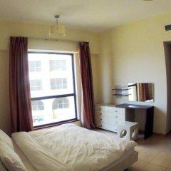 Отель Jumeirah Beach Residence Clusters удобства в номере