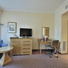Отель Hilton Milan 4* Стандартный номер с различными типами кроватей фото 2