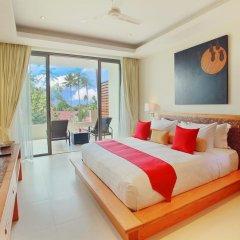 Отель Beach Republic, Koh Samui 4* Улучшенный люкс с различными типами кроватей фото 3