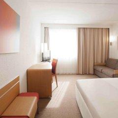 Отель Novotel Antwerpen 3* Стандартный номер с различными типами кроватей