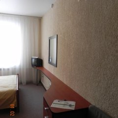Гостиница Изумруд 2* Номер Эконом разные типы кроватей фото 17