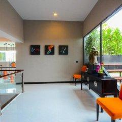 Отель AQUA Villas Rawai 4* Стандартный номер с разными типами кроватей фото 39