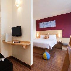 Отель Ibis Bangkok Riverside 3* Стандартный семейный номер с двуспальной кроватью фото 5