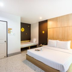 Отель The Fifth Residence 3* Улучшенный номер с различными типами кроватей фото 18