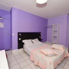 Hotel De La Poste Стандартный номер с двуспальной кроватью (общая ванная комната) фото 4