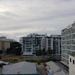 Апартаменты Parinya's Apartment Паттайя фото 2