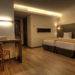 Отель Eurostars Oporto 4* Стандартный номер с различными типами кроватей фото 19