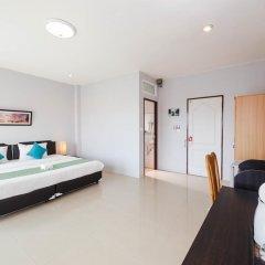 Отель The Cozy House Улучшенный номер с различными типами кроватей фото 15
