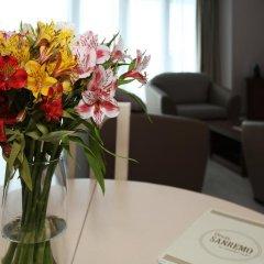 Hotel SANREMO by UNDERSUN 3* Апартаменты Премиум с разными типами кроватей фото 8