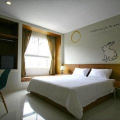 Chern Hostel Номер Делюкс с различными типами кроватей