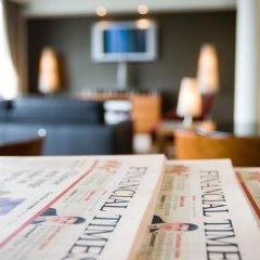 Отель Crowne Plaza Brussels Airport развлечения