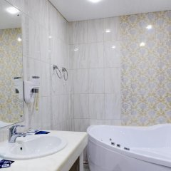 Апарт-отель Кутузов 3* Улучшенные апартаменты с различными типами кроватей фото 37