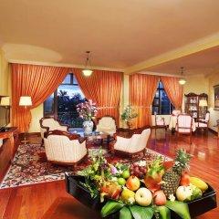 Hotel Saigon Morin 4* Представительский люкс с различными типами кроватей фото 5