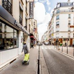 Отель Atelier Montparnasse Hôtel