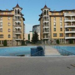 Отель Royal Sun Goomany Studio Болгария, Солнечный берег - отзывы, цены и фото номеров - забронировать отель Royal Sun Goomany Studio онлайн бассейн фото 3