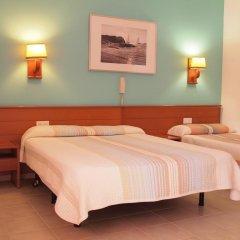 Отель Hostal El Castell Испания, Калафель - отзывы, цены и фото номеров - забронировать отель Hostal El Castell онлайн комната для гостей фото 3