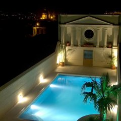 Отель Villa Palma Мальта, Саннат - отзывы, цены и фото номеров - забронировать отель Villa Palma онлайн бассейн фото 3
