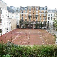 Отель Lappe Terrasse Apartment Франция, Париж - отзывы, цены и фото номеров - забронировать отель Lappe Terrasse Apartment онлайн спортивное сооружение