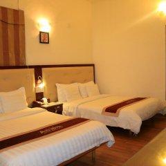 Отель A25 Hoang Quoc Viet 2* Улучшенный номер фото 2