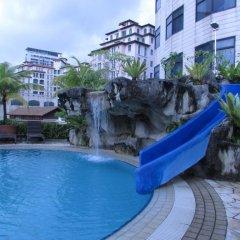Отель Robertson Quay Hotel Сингапур, Сингапур - отзывы, цены и фото номеров - забронировать отель Robertson Quay Hotel онлайн бассейн фото 2