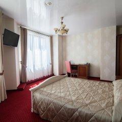 Hotel Baryshnya 4* Номер Делюкс с различными типами кроватей фото 3