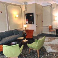 Отель Hôtel du Simplon Франция, Лион - отзывы, цены и фото номеров - забронировать отель Hôtel du Simplon онлайн интерьер отеля фото 2