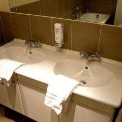 Отель Aparthotel Brussels Midi ванная