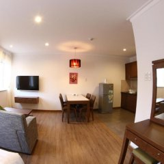 Апартаменты Song Hung Apartments Улучшенные апартаменты с различными типами кроватей фото 22