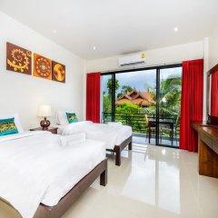 Отель Baan Phu Chalong 3* Улучшенный номер разные типы кроватей фото 2
