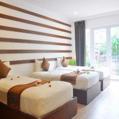 Vinh Hung 2 City Hotel 2* Улучшенный номер с различными типами кроватей фото 7