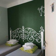 Отель Amber Rooms Стандартный номер с двуспальной кроватью (общая ванная комната) фото 15