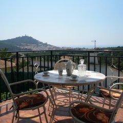 Отель Villa Juliana Испания, Бланес - отзывы, цены и фото номеров - забронировать отель Villa Juliana онлайн балкон