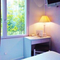 Отель Hôtel Berlioz 3* Стандартный номер с различными типами кроватей фото 5