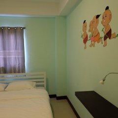 Zen Hostel Mahannop Стандартный номер фото 3