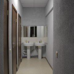 Хостел Олимпия Кровать в общем номере с двухъярусной кроватью фото 14